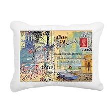 Journey Rectangular Canvas Pillow