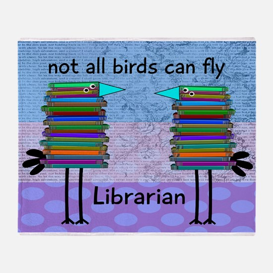 Librarian not all birds can fly.PNG Stadium Blank