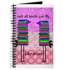 librarian not all birds can fly VERTICAL.PNG Journ