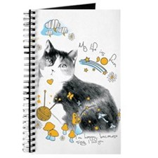 Cute Kitty Journal