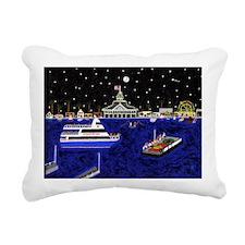 Balboa Rectangular Canvas Pillow