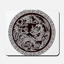 Oriental Art Mousepad