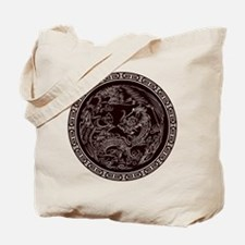 Oriental Art Tote Bag