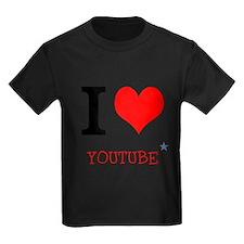 I love YouTube T