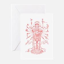 Goddess Greeting Cards (Pk of 20)