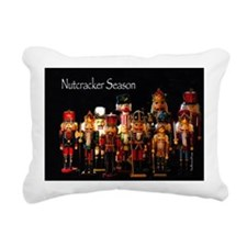 Nutcracker Season Rectangular Canvas Pillow