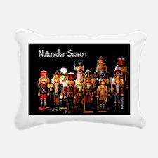 Nutcracker Season Rectangular Canvas Pillow