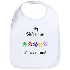 Shiba Inu Walks Bib