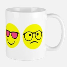 Rose-colored glasses Mug