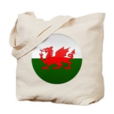 Welsh Button Tote Bag