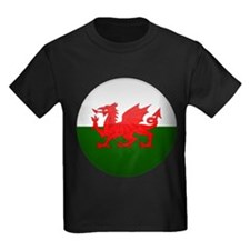 Welsh Button T