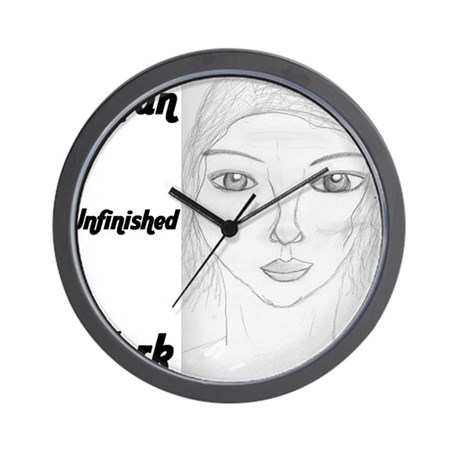 Unfinished Wall Clock