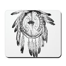 Native American Ornament Mousepad