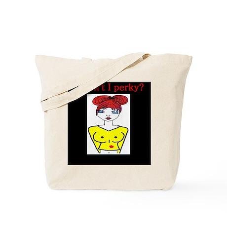 Perky Tote Bag