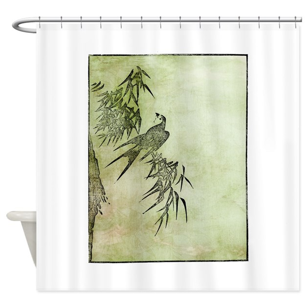 Japanesewc1 Shower Curtain By TheBigShopofGreatStuff