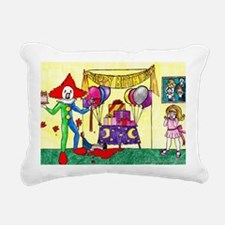 Worst Birthday Ever Rectangular Canvas Pillow