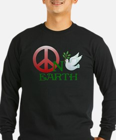 Peace on earth T