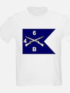 B Co. 4/6th Kids T-Shirt