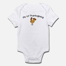 My First Thanksgiving Infant Creeper