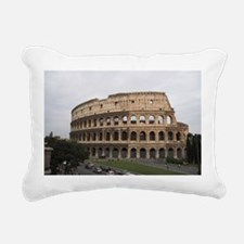 Colosseum Rectangular Canvas Pillow