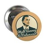 "Romney the Outsorcerer 2.25"" Button (10 pack)"