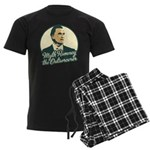 Romney the Outsorcerer Men's Dark Pajamas