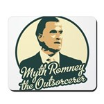 Romney the Outsorcerer Mousepad