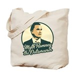 Romney the Outsorcerer Tote Bag