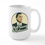 Romney the Outsorcerer Large Mug