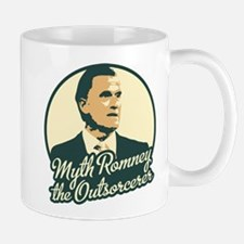 Romney the Outsorcerer Mug