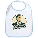 Romney the Outsorcerer Bib