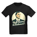 Romney the Outsorcerer Kids Dark T-Shirt