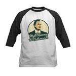 Romney the Outsorcerer Kids Baseball Jersey