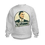 Romney the Outsorcerer Kids Sweatshirt
