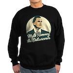 Romney the Outsorcerer Sweatshirt (dark)