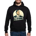 Romney the Outsorcerer Hoodie (dark)