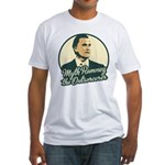 Romney the Outsorcerer Fitted T-Shirt