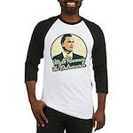 Romney the Outsorcerer Baseball Jersey