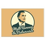 Romney the Outsorcerer Large Poster