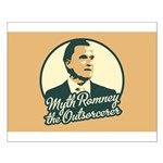Romney the Outsorcerer Small Poster