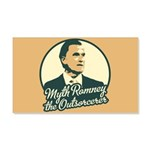 Romney the Outsorcerer 20x12 Wall Decal