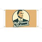 Romney the Outsorcerer Banner