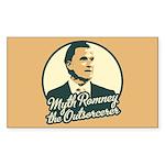 Romney the Outsorcerer Sticker (Rectangle 50 pk)