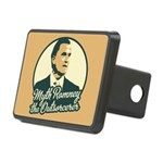 Romney the Outsorcerer Rectangular Hitch Cover
