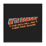 Rich Myth Romney Tile Coaster