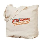 Rich Myth Romney Tote Bag