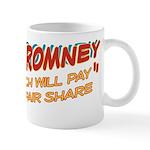 Rich Myth Romney Mug