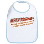 Rich Myth Romney Bib