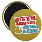 """Myth Romney Paul Lyin 2.25"""" Magnet (10 pack)"""