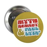 """Myth Romney Paul Lyin 2.25"""" Button (100 pack)"""
